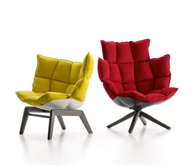 Dekoideen Fürs Wohnzimmer Gemütliche Sessel