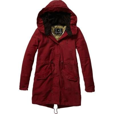 Scotch & Soda | Warm Cotton Parka - Masala Red