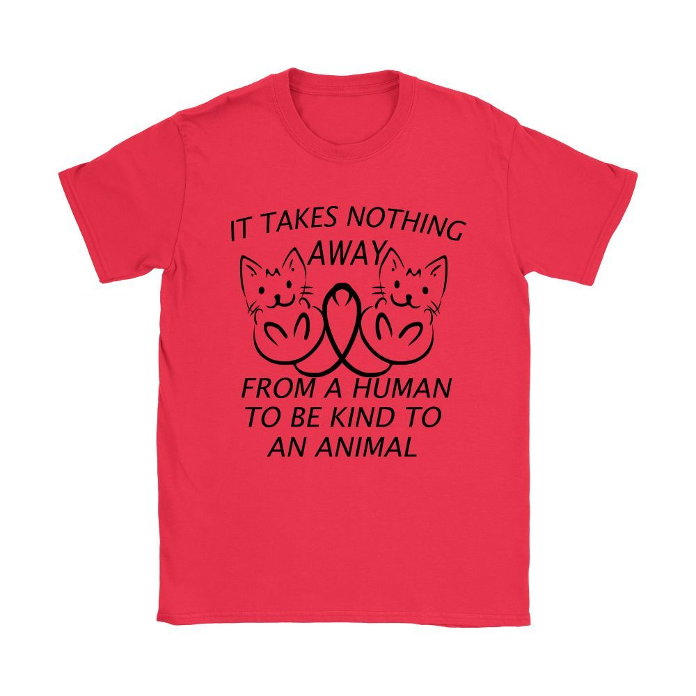 Be Kind to an animal T-shirt