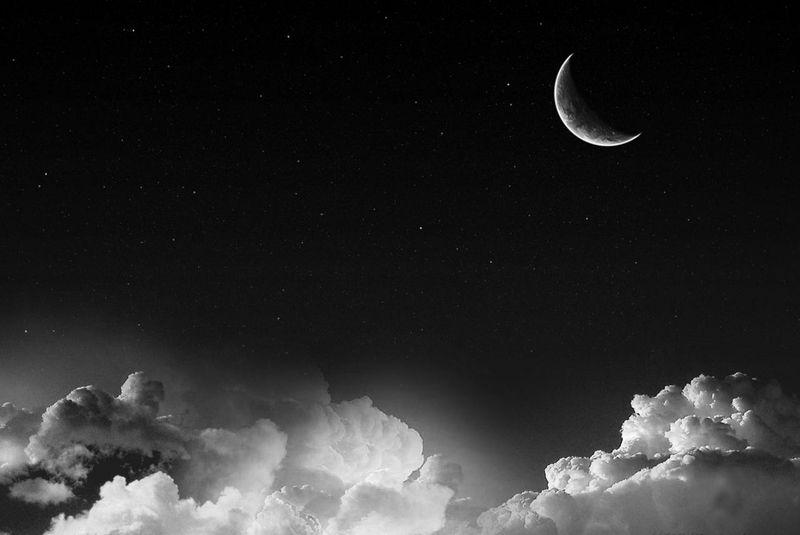 Dark Moon Hd Wallpapers Clouds Dark Moon Nature