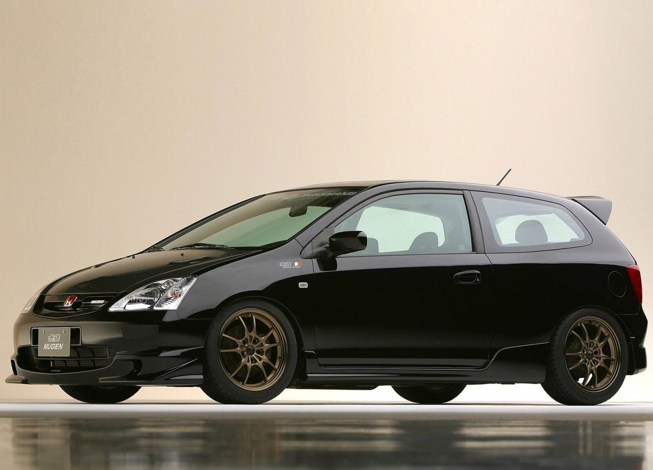 2003 Honda Mugen Civic Si Honda civic si, Honda civic