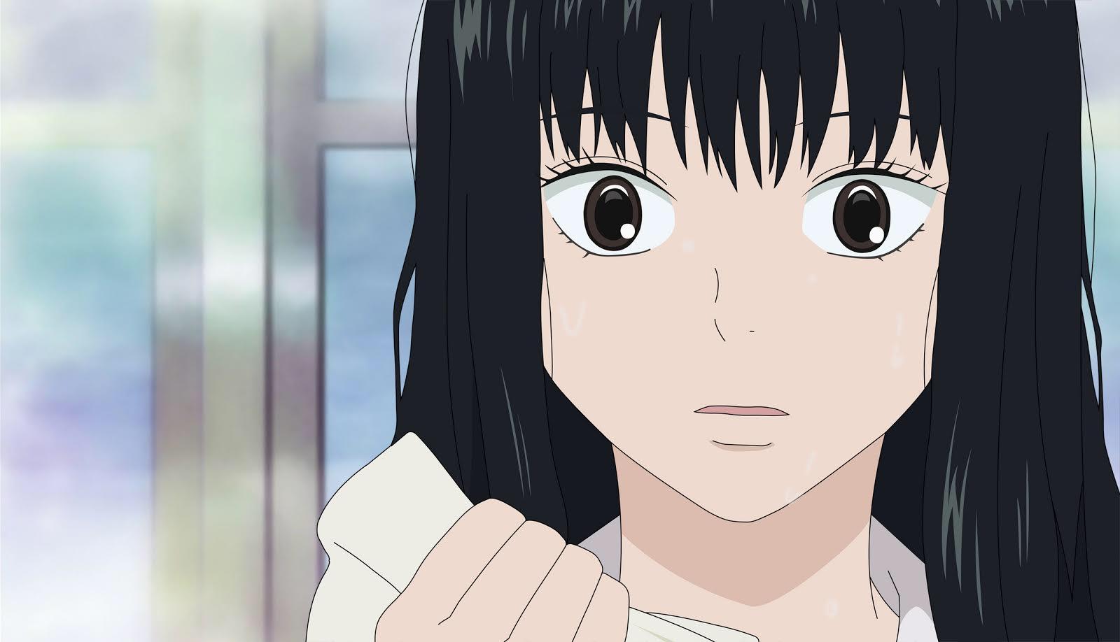 Pin by stef🥀 on anime Kimi ni todoke, Anime, Black hair