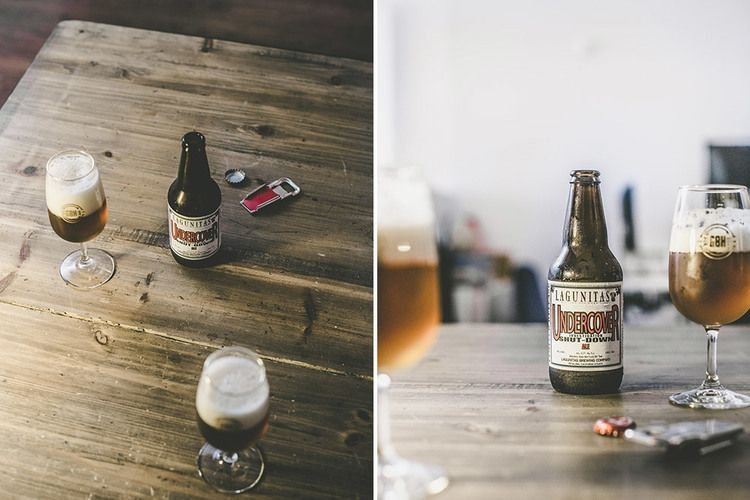 Good Beer Hunting Blog  Unrated — Lagunitas' Undercover Investigation Shutdown Ale