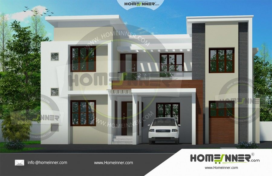 1493 Sq Ft 3 Bhk Duplex House Design Duplex House Design House Plans Duplex House