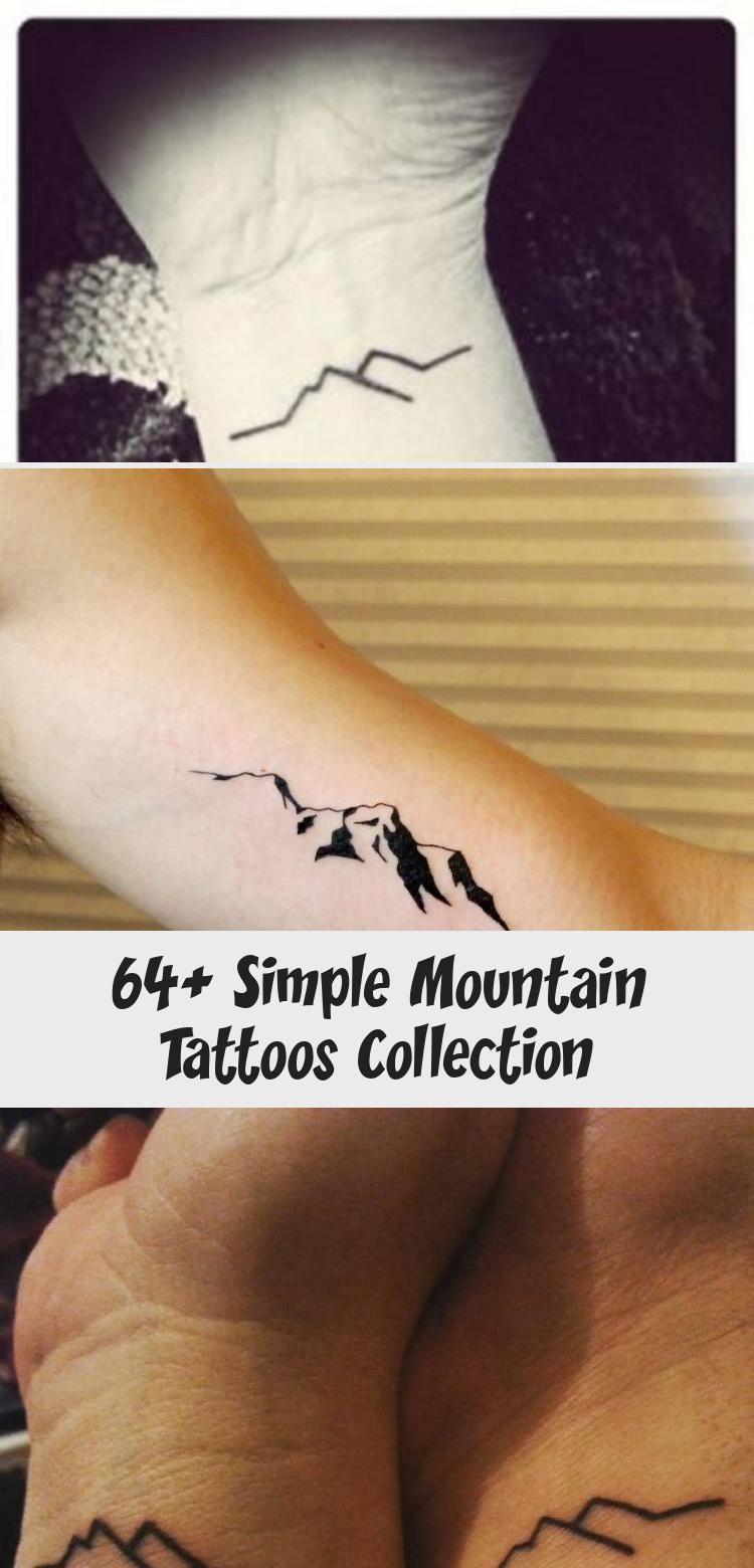 Photo of 64+ Simple Mountain Tattoos Collection – Tattoo İdeas