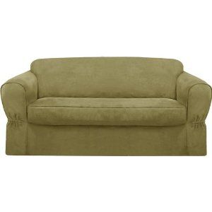 I Want These Slip Covers For My Living Room When We Remodel Loveseat Slipcovers Slipcovers Furniture Covers Slipcovers