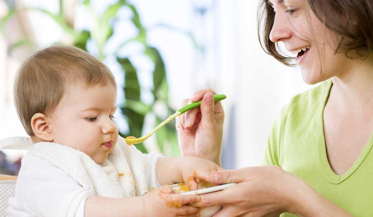 ما هو الطعام للطفل في الشهر الرابع Finger Foods Food Lists Food
