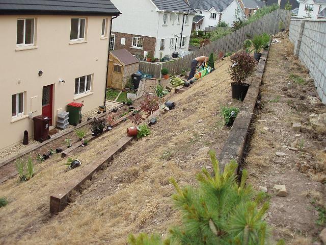 house steep slope
