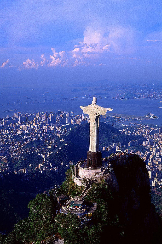 Christ the redeemer rio de janeiro brazil places to