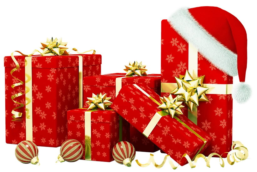 Christmas Gifts Free Png Images Free Digital Image Download Upcrafts Design In 2020 Christmas Gift Clip Art Christmas Photos Christmas Present Gif