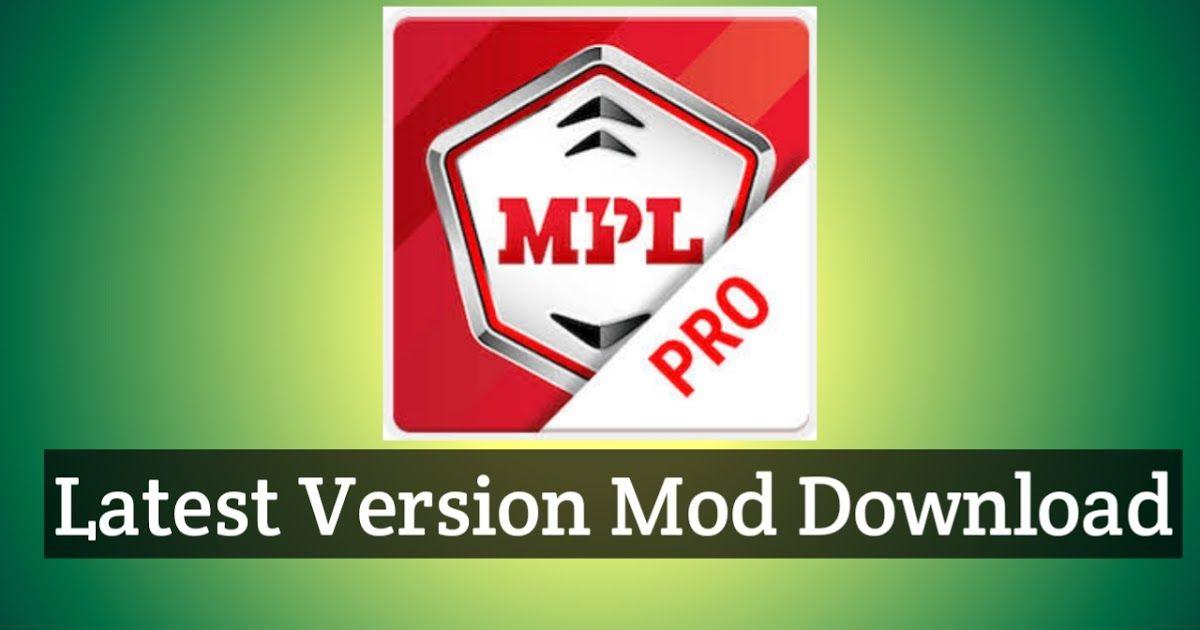 Apk7z Mpl pro mod APK download Mod app, Android apps