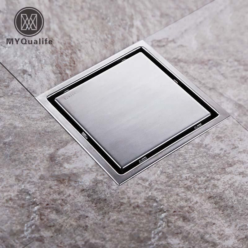 Bathroom Floor Drain Cover. Bathroom Shower Floor Drain Washer Waste Drainer Square Grate Icon2 Luxury Designer Fixures Bathroom Shower Floor Drain Washer Waste Drainer