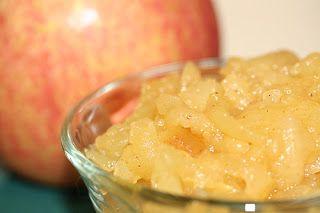 24. Applesauce-Steamed Gingerbread ~ Make-Ahead Meals