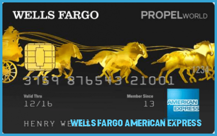 Why Is Wells Fargo American Express So Famous?  wells fargo