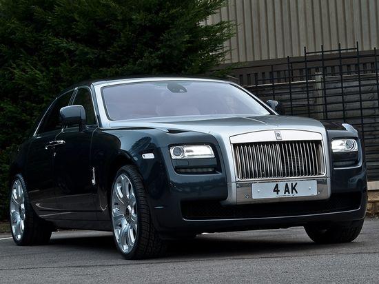 Rolls Royce Ghost Kahn edition