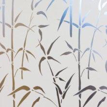 Staattinen kalvo D-C-Fix Valkoinen Bambu 45 x 150 cm - Bauhaus