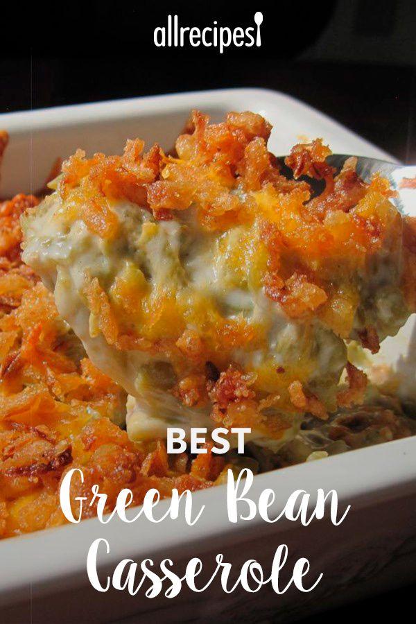 Best Green Bean Casserole #greenbeancasserole
