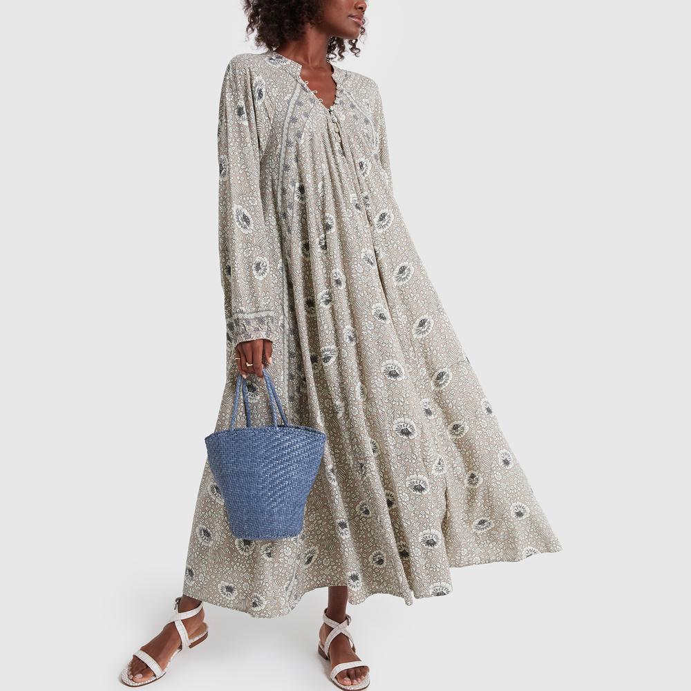 Pin By N Belyanska On Caslon Susina Fall 2020 Natalie Martin Fashion Flowy Dress [ 1000 x 1000 Pixel ]