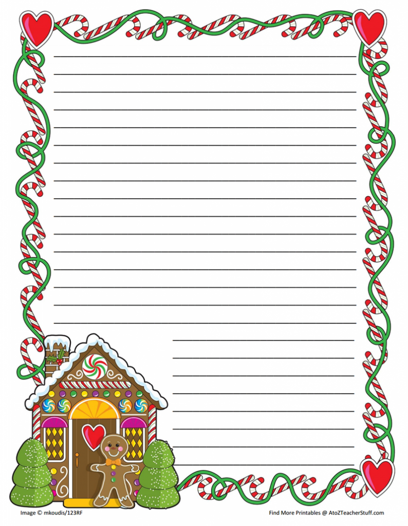 Fieldstation.co  Free Printable Lined Writing Paper