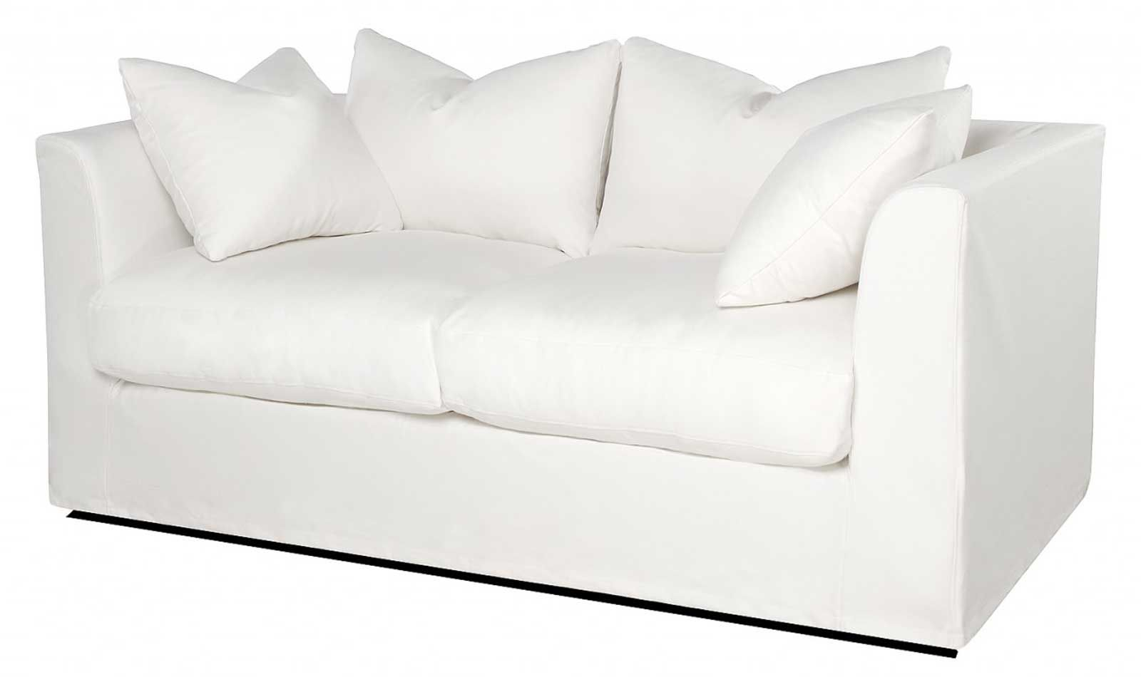 Upholstery White Sleeper Sofas Sectional with Slipcovers ...