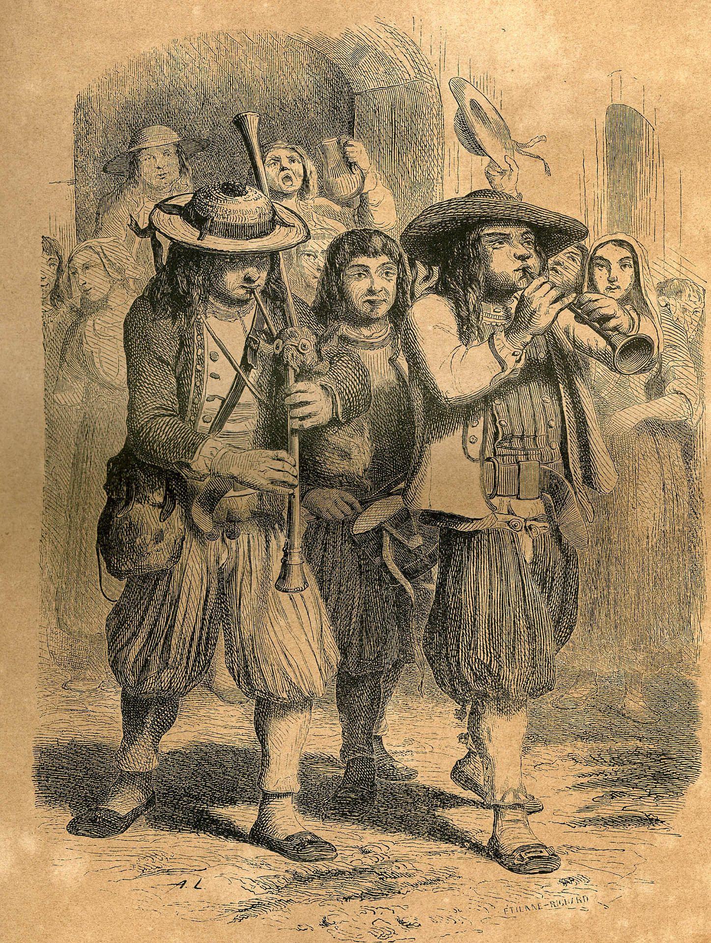 suonatori bretoni