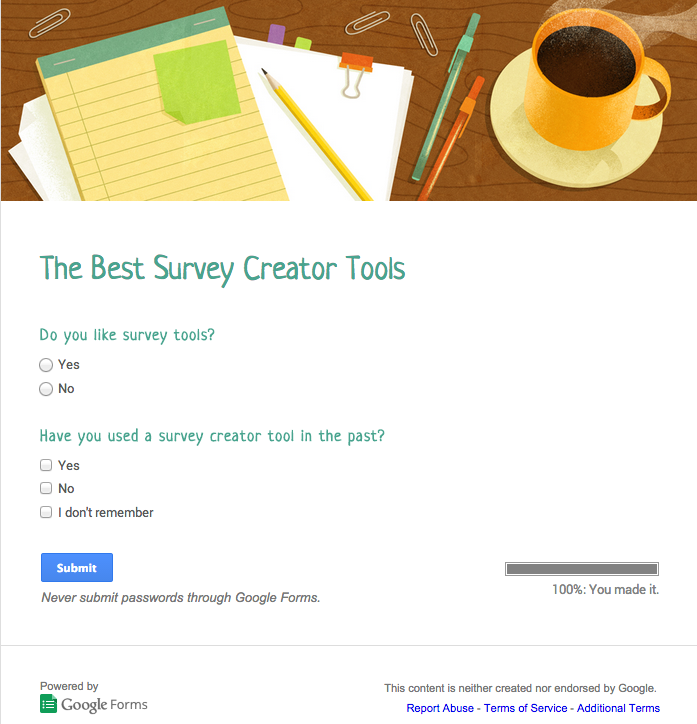 8 Best Survey Tools Create Awesome Surveys For Free