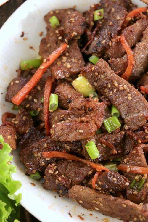 Beef Bulgogi | Foxy Folksy | Recipe in 2020 | Delicious ...