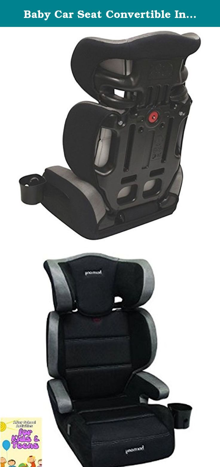 Baby car seat convertible infant toddler child rear