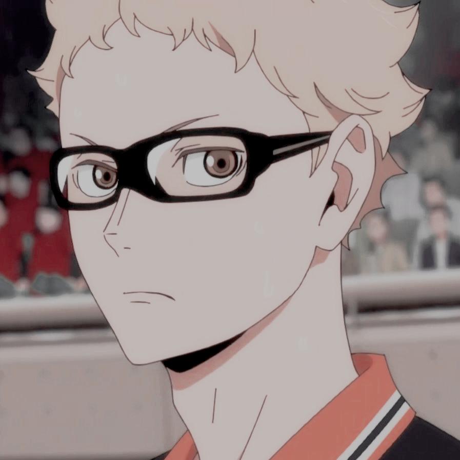 「月島蛍; tsukishima kei」 in 2020 Anime, Anime boy, Anime icons