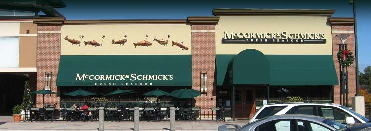 Mccormick And Schmick S Seafood Restaurant In Raleigh Nc
