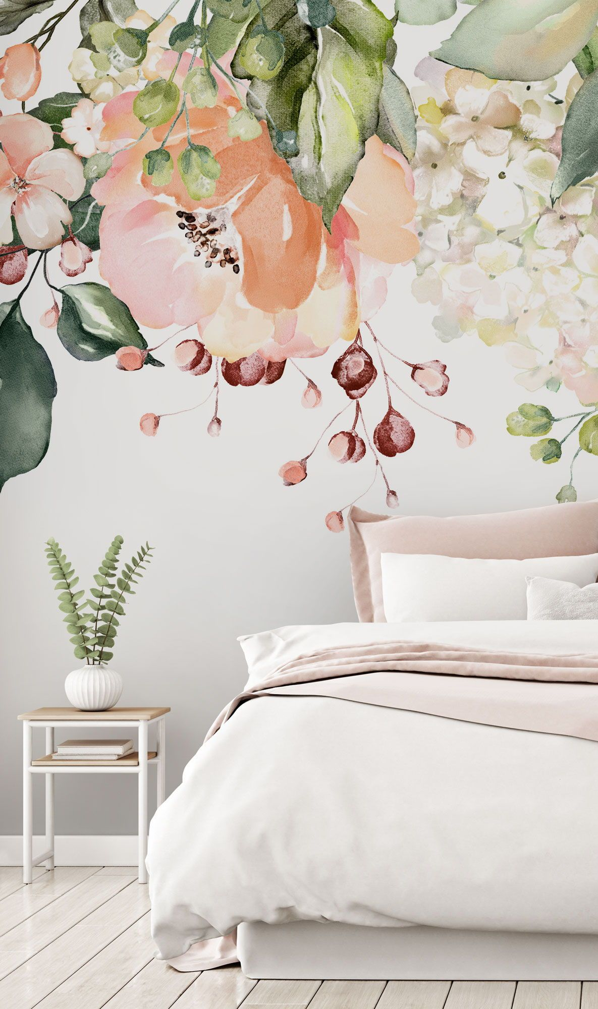 Are You Renting And Want To Brighten Your Walls All Our Wall Murals Are Easy Peel And Stick Decor Home Decor Trending Decor