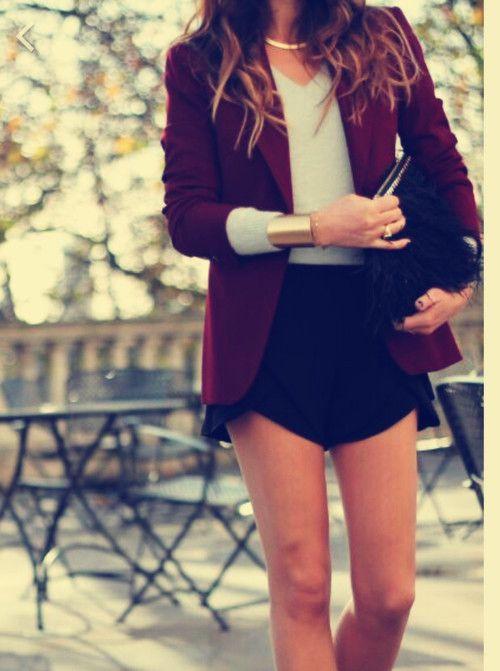 Výsledok vyhľadávania obrázkov pre dopyt jacket bordo for women we heart it