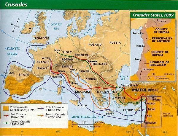 Knights Templar Crusades Map on jerusalem during crusades map, first templar map, richard knight s treasure map, saladin crusades map, acre crusades map,
