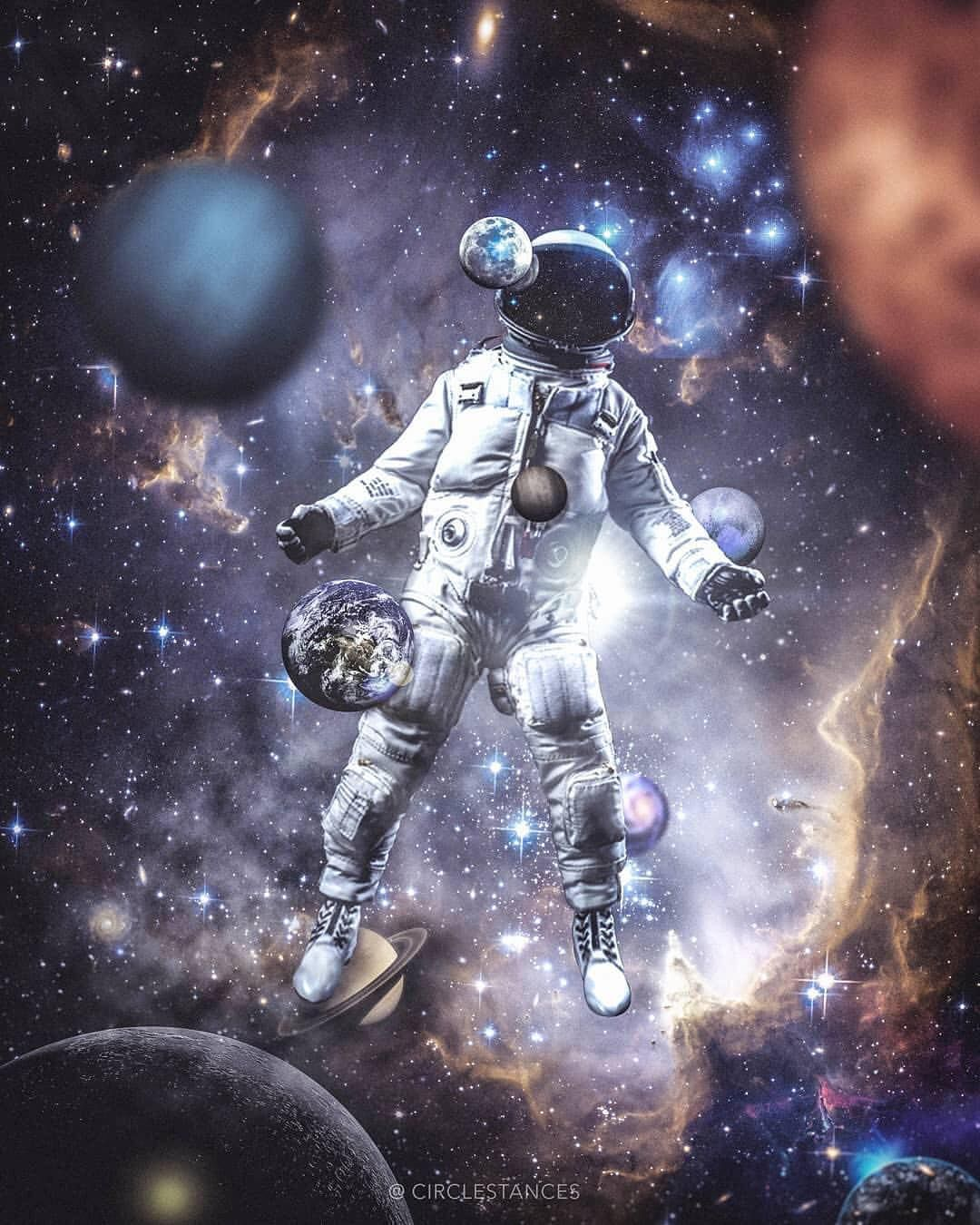 Lost In Space Artwor Space Art Space Art Gallery Astronaut Art