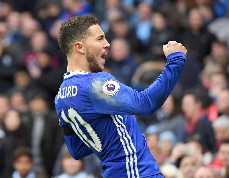 Chelsea fans celebrate the return of Eden Hazard   Pinterest