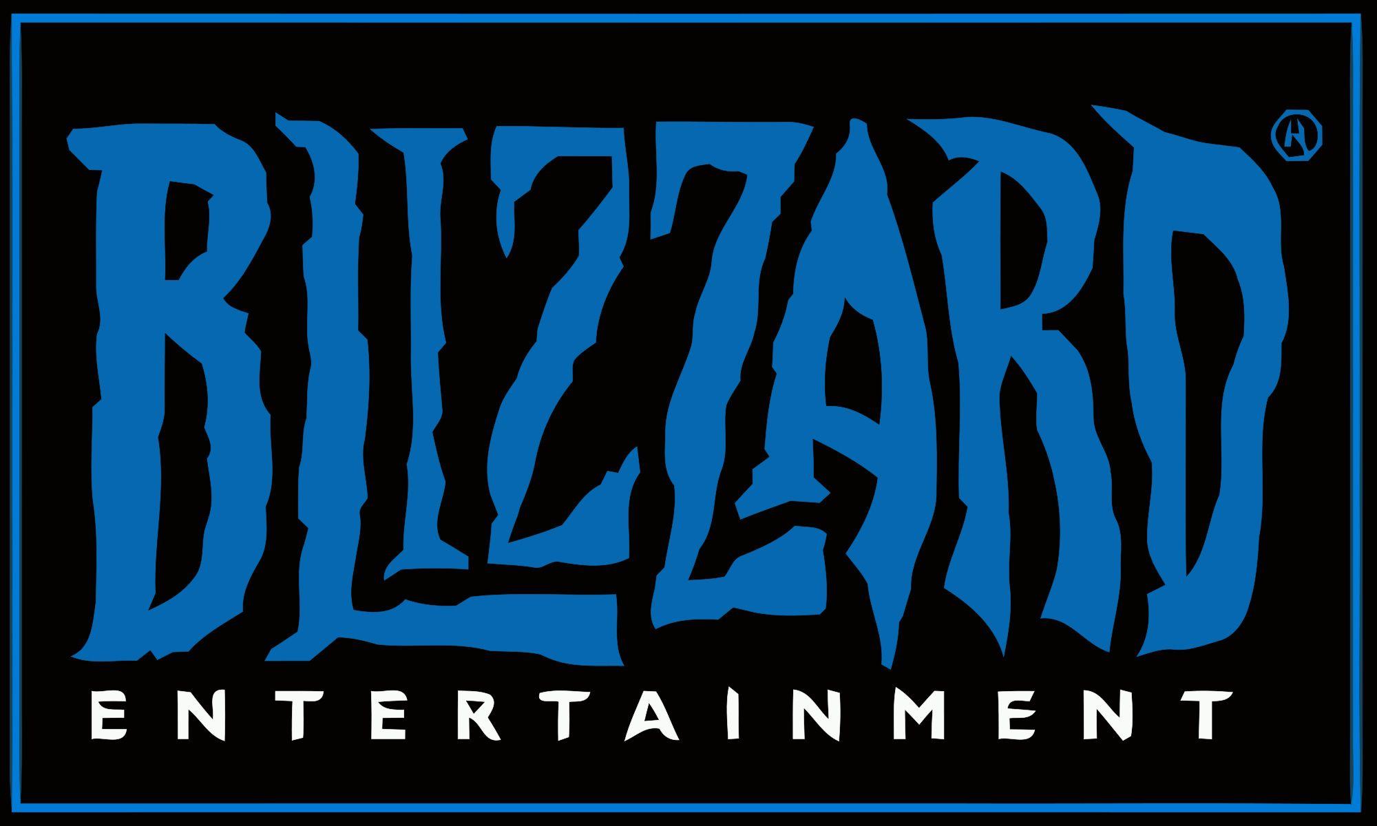 Blizzard Logos Neue spiele, Konsole und World of warcraft