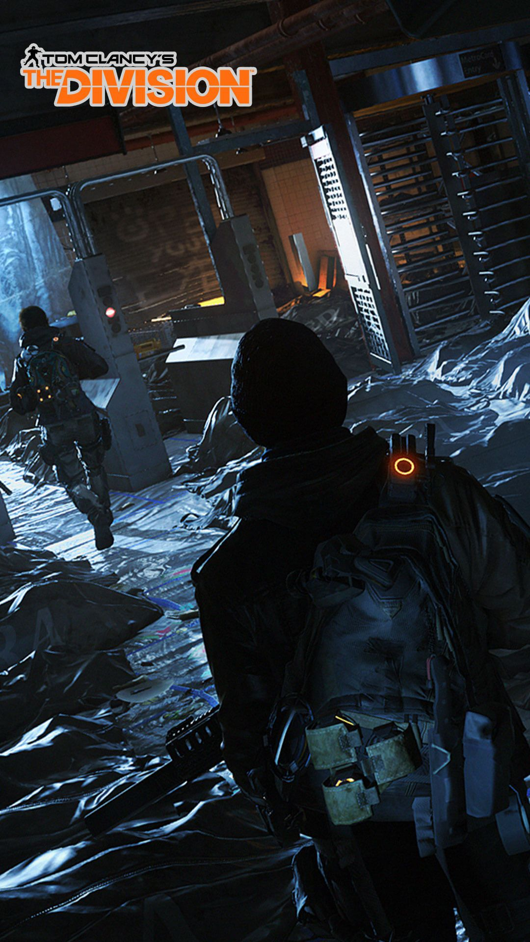 Tom Clancys The Division Iphone 6 Plus Wallpaper Hd Games
