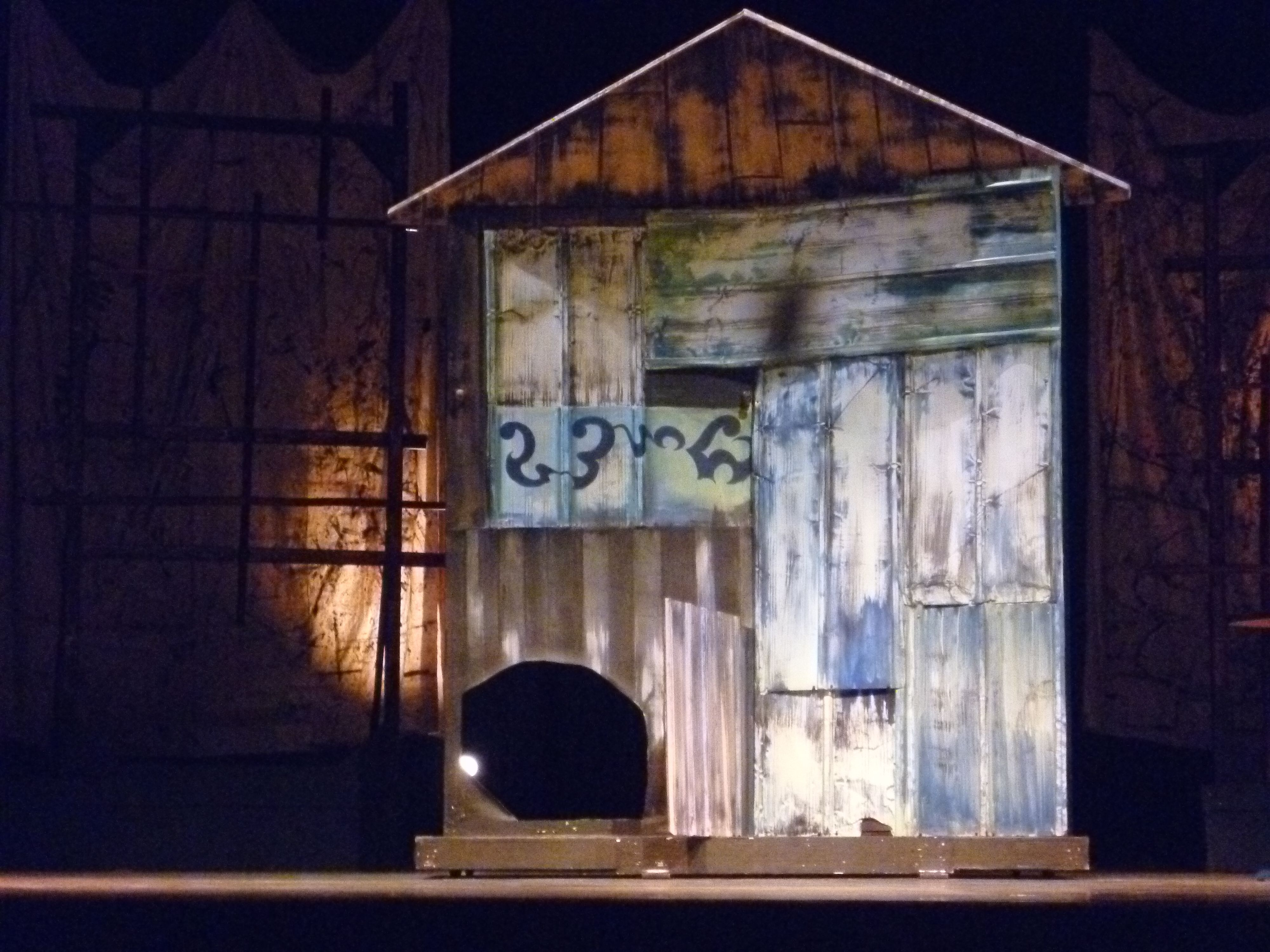 The Tin Hut In Southeast Asia Stage Designsoutheast