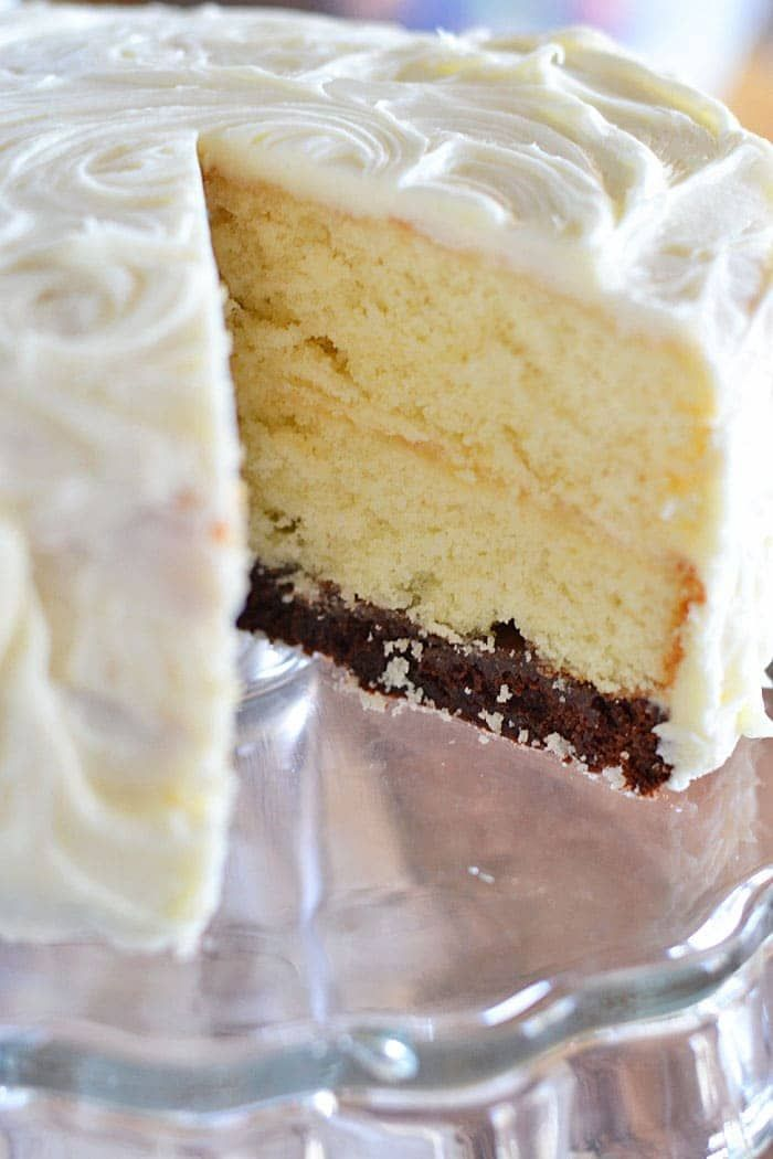 Vintage Cake Recipe Cream cheeses Vintage and Of