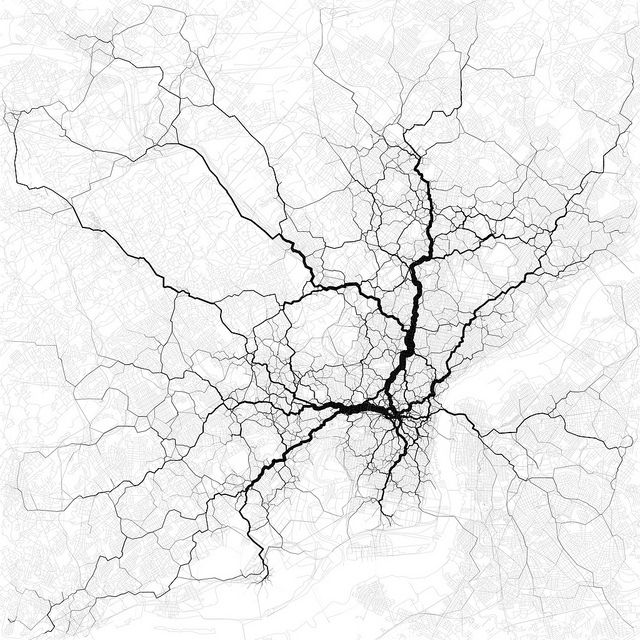 paths through philadelphia