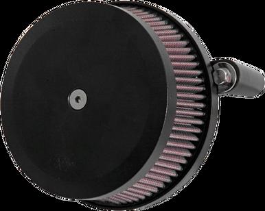 K&N Street Metal Air Intake System fits '01'17 Twin