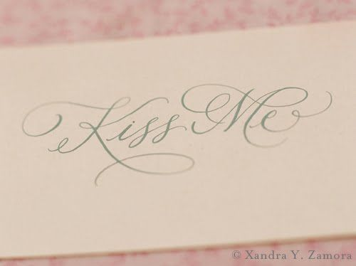 font love  typography  calligraphy  love how it u0026 39 s very feminine  romantic  yet clean and simple