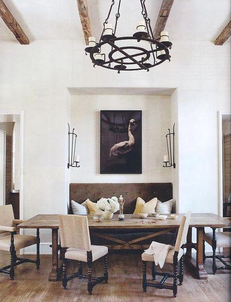 Nest Egg Dining Room Design Home Decor House Interior