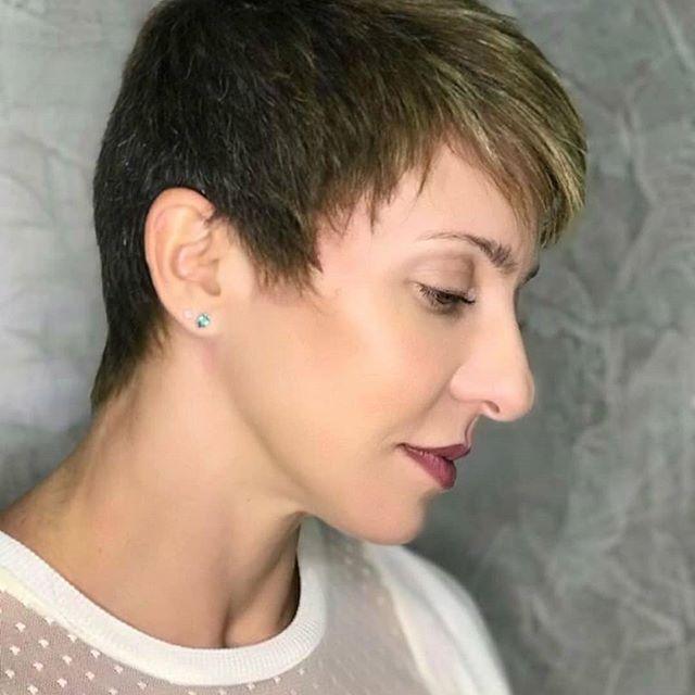 37+ Frisur zwischen pixie und bob inspiration