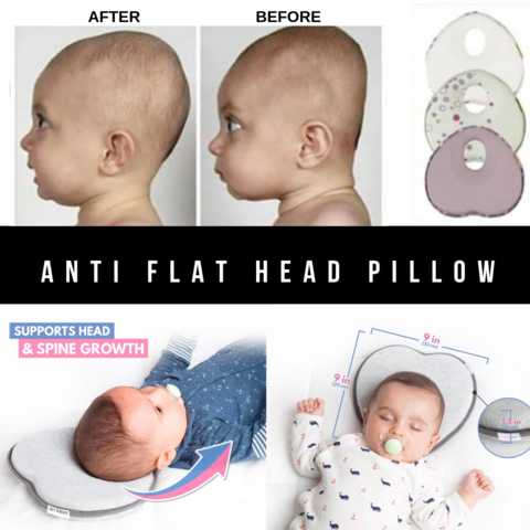 Anti Flat Head Pillow Babies, Baby's