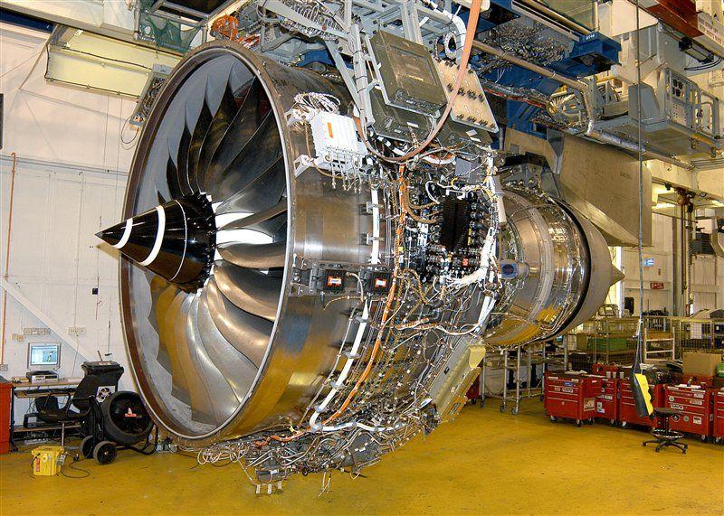 Boeing Engine Howtobuildarollsroycetrent1000jetengine