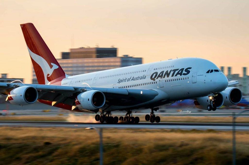 Qantas Plans Overseas Expansion Which May Put Its Profits At Risk