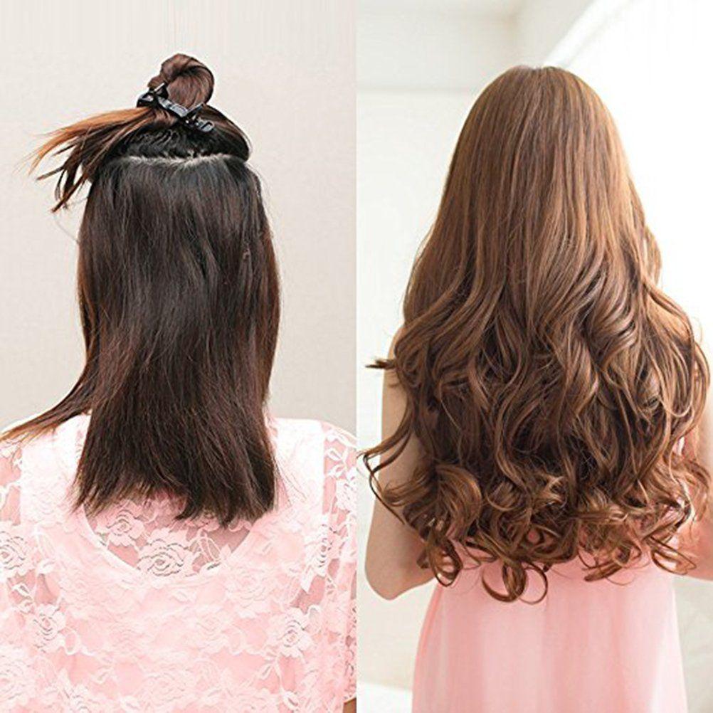 Extension capelli clip amazon
