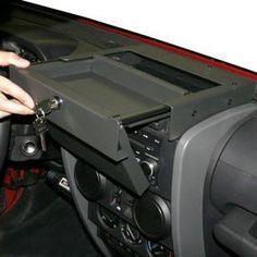 Tuffy Flip N Lock Stereo Cover Tray Dark Slate 2007 2010 Jeep Wrangler Jk Wrangler Unlimited Jk 160 08 Jeep Wrangler Jeep Jk Jeep Wrangler Accessories