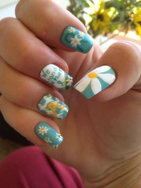 Nail Art Free Nail Technician Information http://www.nailtechsuccess ...